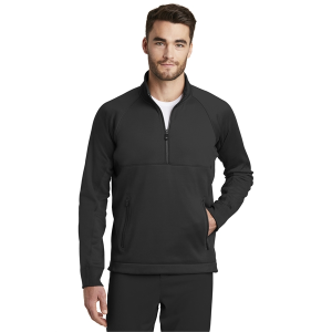 New Era® Venue Fleece 1/4-Zip Pullover - Men's